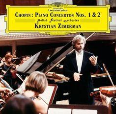 CHOPIN Piano Concertos / Zimerman