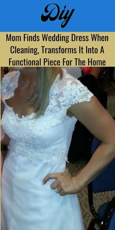 So many women spend tons and tons of money on their wedding dresses. Some spend hundreds or even thousands on the dress they will wear for that one special day in their life. #WeddingDress #Transforms #FunctionalPiece Perfume, Cool Paintings, Holiday Parties, Bridal Hair, Health Tips, Celebs, The Incredibles, Entertaining, Wedding Dresses