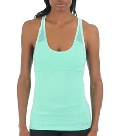 Oakley Women's Endurance Tank at YogaOutlet.com - Free Shipping