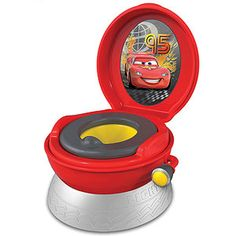 The First Years Disney Pixar Cars Potty Seat For The