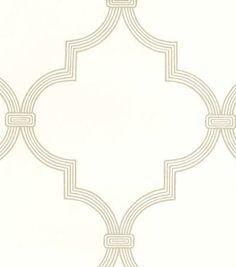 Gaston (NW) - Wallpaper - Sandberg Tyg & Tapet