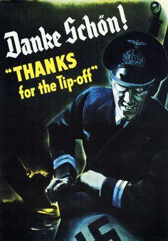WW2 U.S. poster