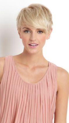 62 Besten Frisuren Bilder Auf Pinterest Hairstyle Ideas Pixie Cut