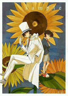 Detective Conan:Kaito Kid;Conan Edogawa / Shinichi Kudo