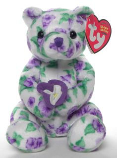 Corsage - Ty Beanie Babies