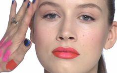 Makeup tutorial on the Double Bright Lip by the Brilliant Lisa Eldridge