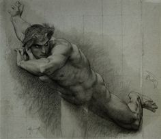 Alexandre Cabanel (French, 1823-1889), Satan Driven out of Paradise (Study for Paradise Lost), 1863-67