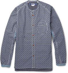 Junya Watanabe Patchwork Denim Overshirt - ShopStyle