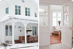 Home Shabby Home:A white enchanted villa