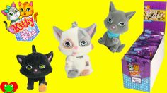Patches The Cymric Kitty In My Pocket Series 2 2-Inch Mini-Figure
