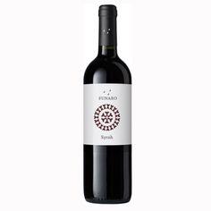 Nice Syrah. http://numero-v.com/shop/producten/syrah-funaro/ #funaro #syrah #wine #redwine #italian #numerovino