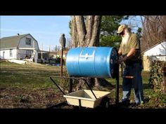Compost Tumbler By MRED.wmv 3/18/11