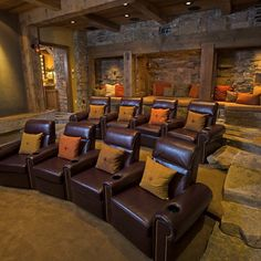 Media Room Design Ideas, Pictures, Remodels and Decor