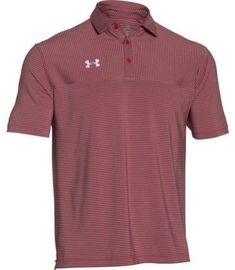 bd18e894 Golf Shirts. Cheap Under ArmourUnder Armour MenRed And WhitePolo ...