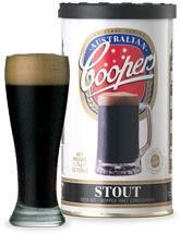 Stout - Coopers 1,7 kg - 23L