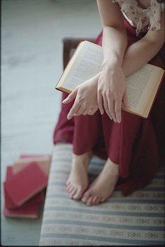 Rileggere qualche pagina di un vecchio libro che ci ha toccato il cuore...