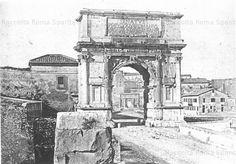 Arco di Tito Anno: 1855 c.