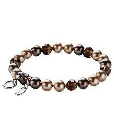 Fossil Ladies Charm Bracelet JF85212 Jewelry