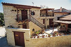 a villages in the Polis region - restored homes available for Agrotourism.
