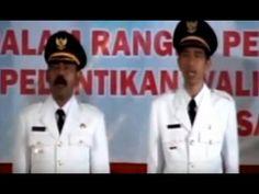 Selamat Ulang Tahun Pak Jokowi Flash Back Pelantikan Pak Jokowi