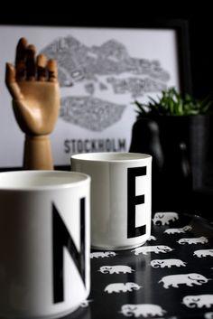 <3 these mugs