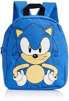 Sonic The Hedgehog Blue Toddler Small Backpack Sonic Birthday Parties, Sonic Party, Baby Birthday, Sonic Cake, Small Backpack, Mini Backpack, Toddler Boy Fashion, Cool Lego Creations, Cute Toddlers