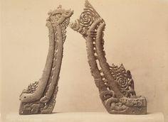 Alfred Burton - Prows of Maori Canoes Abstract Sculpture, Bronze Sculpture, Wood Sculpture, Maori Tattoo Designs, Maori Tattoos, Maori Patterns, Polynesian People, Wood Carving Designs, Maori Art