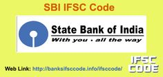 Find IFSC Code for All SBI Banks in India is to start by the Banks you are looking for. You can further filter List of IFSC Codes by State, District and City. Any SBI Bank IFSC Codes You can easily search on banksifsccode.info