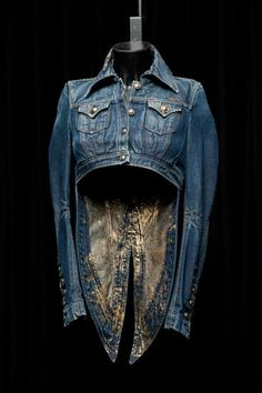 Blue Tail Jacket