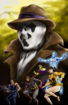 Watchmen by Oshouki.deviantart.com on @deviantART