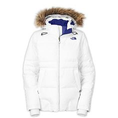 06b24cd133ed Northface - WOMEN S HOT TO TROT DOWN DELUX JACKET Winter Coats Women