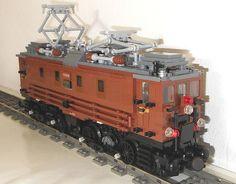 Lego SBB Be 4/6