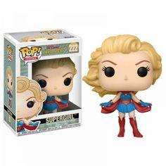 Figura Funko Pop Supergirl DC Comics Bombshells