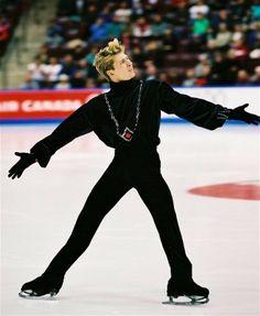 Alexei yagudin was the 2002 mens Olympic champion!