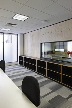Think Education Melbourne Office | Melbourne Office design, Interior design, Workspace design, Office fitout