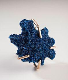 Burcu Sülek -  Maden Contemporary Jewellery Studio Istanbul Turkey jewelry and craft school (ring or brooch ???????)