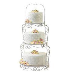 Stand 3 niveles para tarta