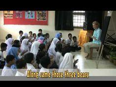Goldilocks and the Three Bears [Rap Version]