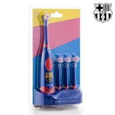 F.C. Barcelona Electric Toothbrush (5 pieces) – 1Deebrand #fashion #beauty #home #accessories #decor #decoration #homedecor #1deebrand