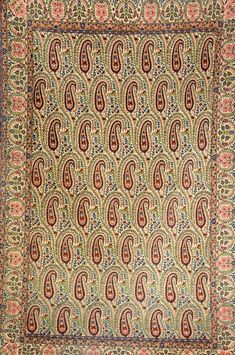 Kurk Qum, Persia, circa 50 years old, wool/cotton, approx. 220 x 141 cm