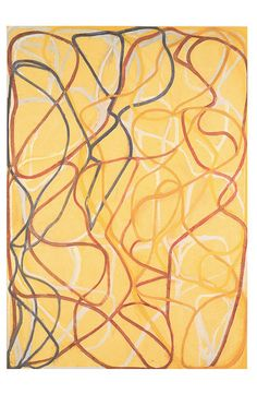 Brice Marden - The Sisters