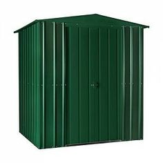 Wfx Utility 6 Ft W X 8 Ft D Apex Metal Shed In 2020 Metal Shed Steel Sheds Shed Storage