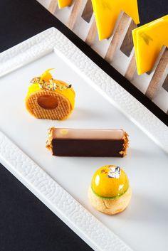 Fall Desserts Pur' - Jean-François Rouquette created by Pastry Chef, Fabien Berteau