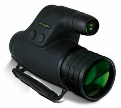Night Owl Optics 42mm Night Vision Monocular by Night Owl. $131.41. Built-in columnated infrared illuminator for use in complete darkness or to improve target recognition in any environment. 3x magnification. Better-quality generation-1 image intensifier tube. Objective and ocular lenses constructed of high-quality all-glass optics. This compact monocular has an integrated handle strap for more comfort and better handling. Its 42mm lens body is attractive and robust. Thi...