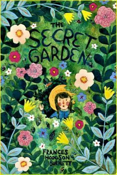 """phoebewahl: """" Cover for """"The Secret Garden"""" by Frances Hodgson Burnett For the final in my Contemporary Illustration class with Chris Buzelli I had to re-design/illustrate a cover for a classic book. Buch Design, Art Design, Art And Illustration, Hipster Illustration, Pinturas Art Deco, Secret Garden Book, Guache, Beautiful Book Covers, Book Cover Design"""