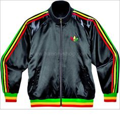 Adidas Rasta Jacket