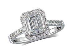 centre Colour G, Clarity - 1380140806 Diamond Cluster Ring, Diamond Rings, Diamond Engagement Rings, Diamond Jewelry, Jewellery Uk, Clarity, Centre, Colour, Diamond Jewellery