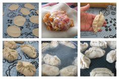 A falta de Lexatín... buenas son tortas: Dumplings o empanadillas chinas al vapor