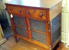 antique storage cabinetry