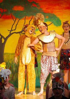 Timon Simba  I've got this costume for timon?